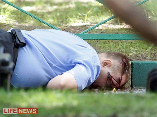 Эксперт: ДНК Темерханова обнаружено на предметах из машины, на которой скрылся убийца Буданова