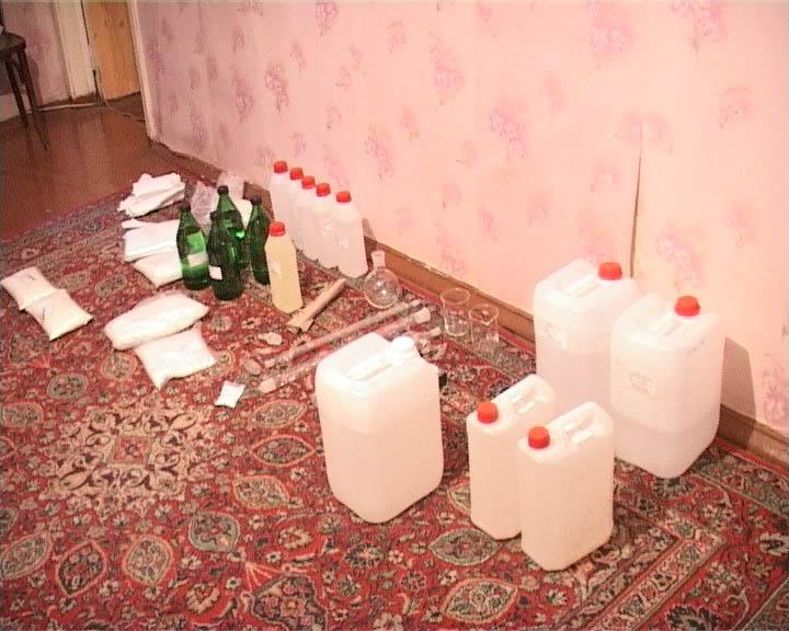 Метамфетамины в домашних условиях 322
