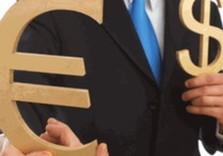 Доллар и евро стали расти с открытия