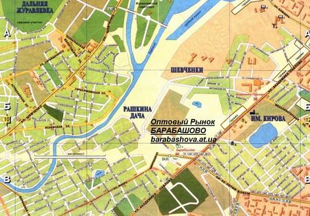 В районе метро Академика Барабашова сделают пробивку дороги.