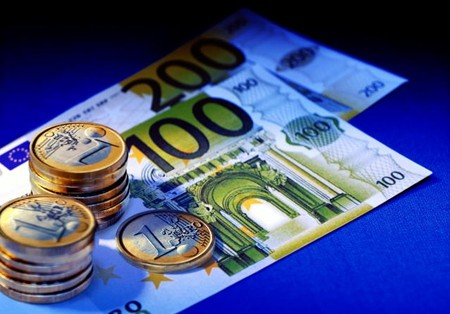 Курс евро на 18.09 2012