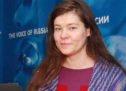 Сбежавшая из плена журналистка Кочнева передана посольству Украины - Новости - Ukranews