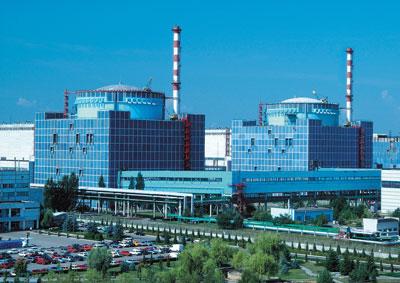 На АЭС в Хмельницой области начались испытания