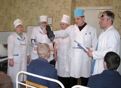 Краснодар. Переливание крови в военном госпитале, осень 1942 года | 305x420