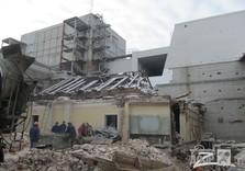 строительство филармонии в Харькове
