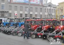 Техника для уборки улиц Харьков