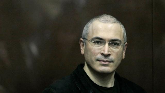 Михаил Ходорковский готов возглавить переходное правительство РФ