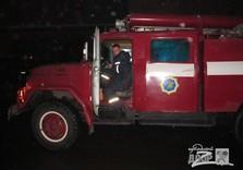 Пожар на Хартроне