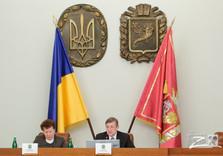 сессия харьковского областного совета