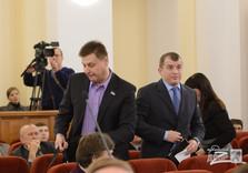 сессия горсовета Харьков