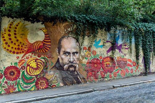 Где можно рисовать граффити