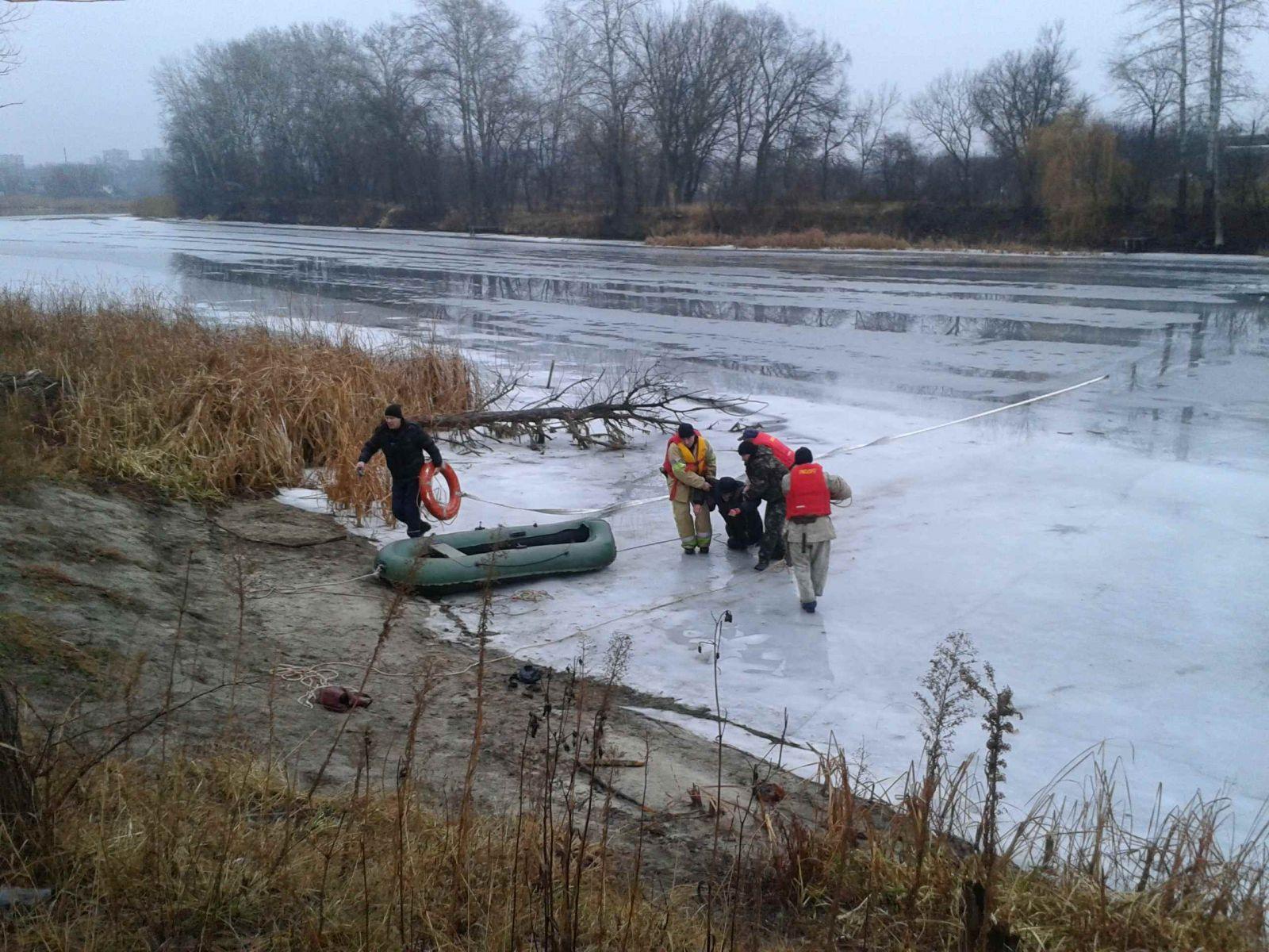 спасение рыбака в находке