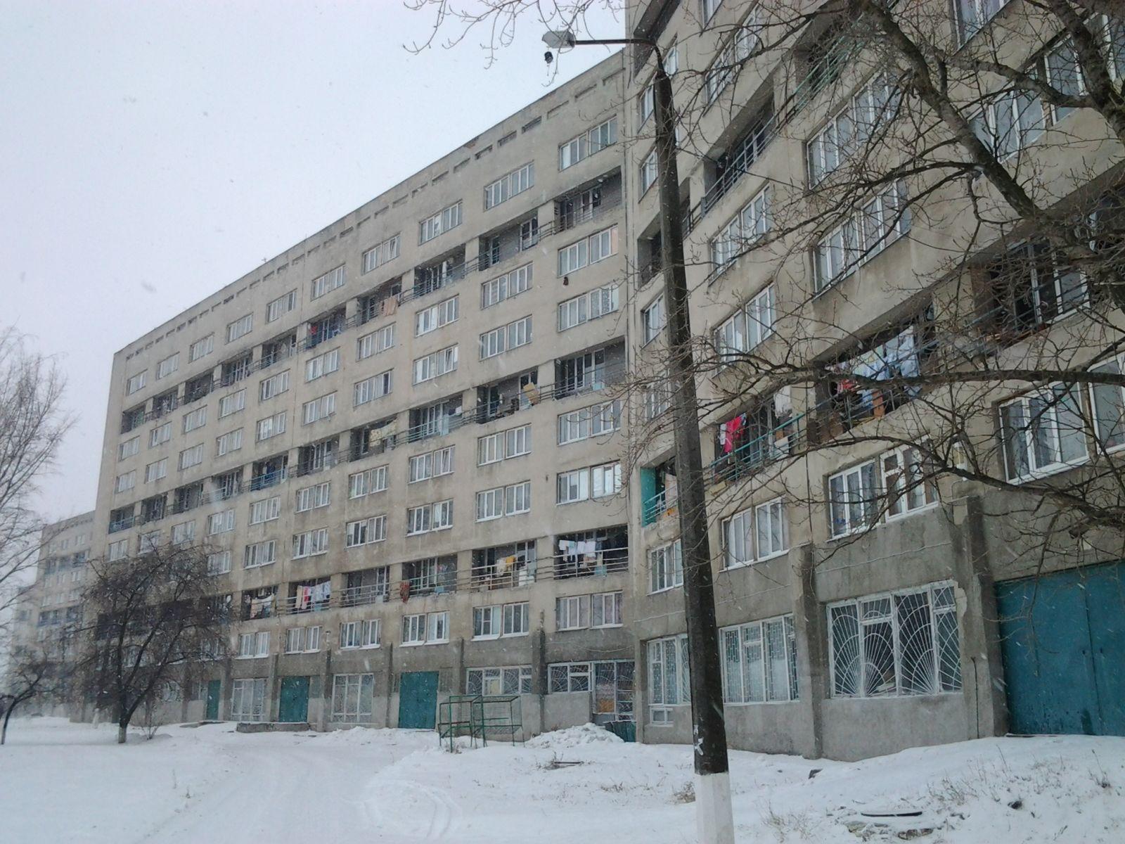 Общежитие № 8 НАУ «ХАИ» - Харьков | 1200x1600