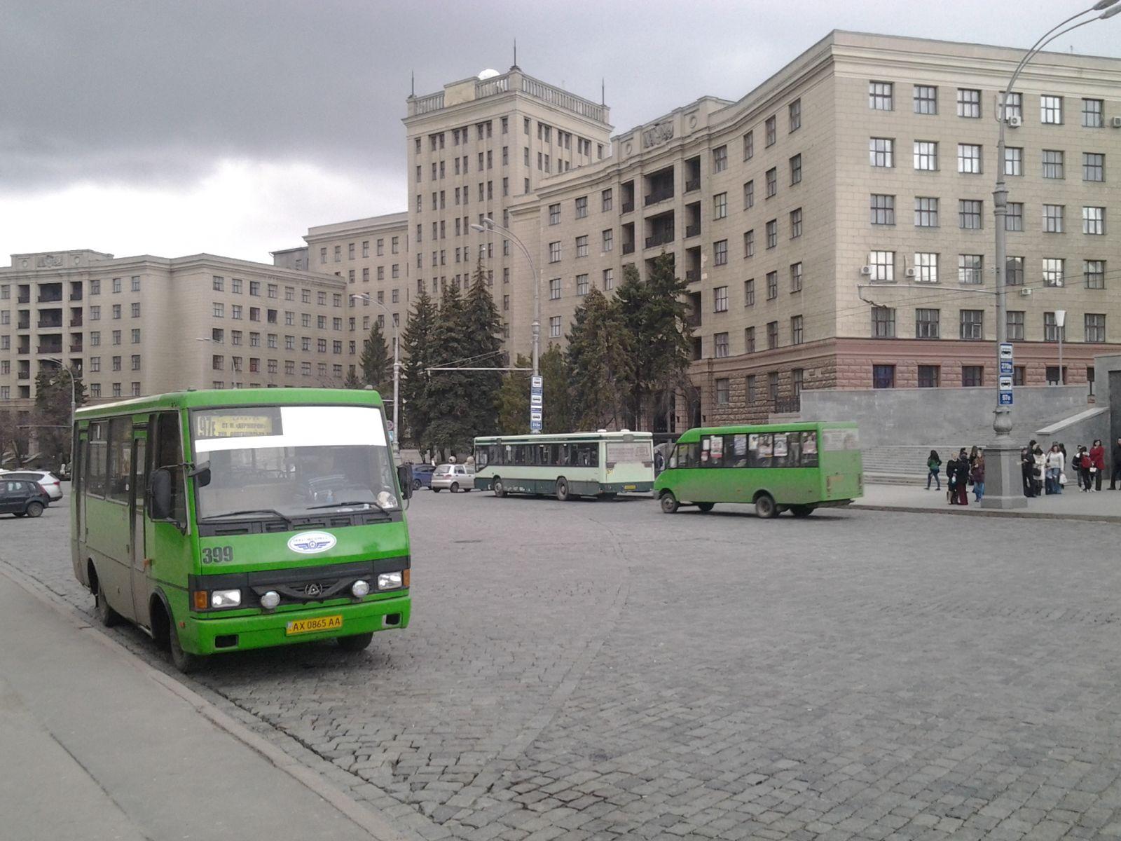 Харьковчане были в шоке от поступка араба в автобусе