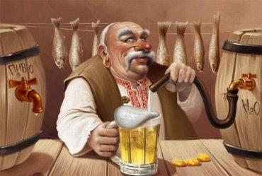 Со вчерашнего дня в Украине запрещена продажа пива в киосках