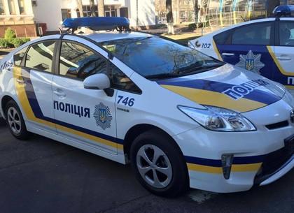 Новые тойоты для новой полиции