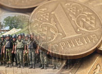 Украинцы оплатили 6,4 млрд грн завойну
