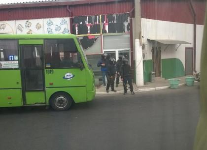 В Харькове пресечена попытка рейдерского захвата ТЦ «Барабашова»