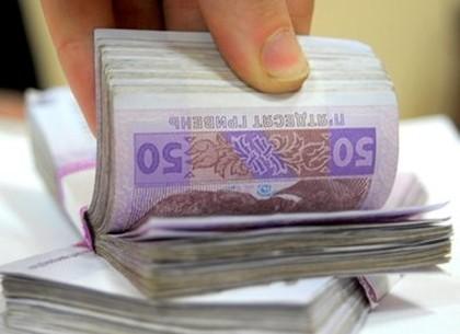 У украинца выросла зарплата на сто гривен