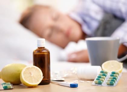 В Одессе за неделю возрос уровень заболеваемости гриппом