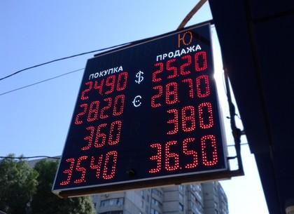 Доллар начал неделю сподорожания, аевро подешевело