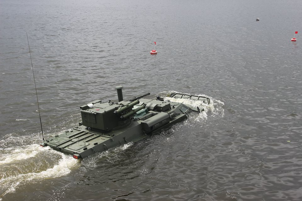 """Укроборонпром"" представил новейший боевой модуль ""Тайпан"" - Цензор.НЕТ 9602"
