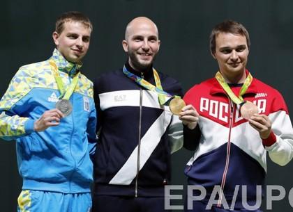Двое украинцев вышли вфинал состязания стрелков вРио