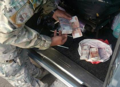 Четверть миллиона рублей вывезли из Харькова на оккупированные территории