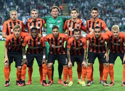 «Шахтер» одержал победу встартовом матче Лиги Европы над турецким «Коньяспором»