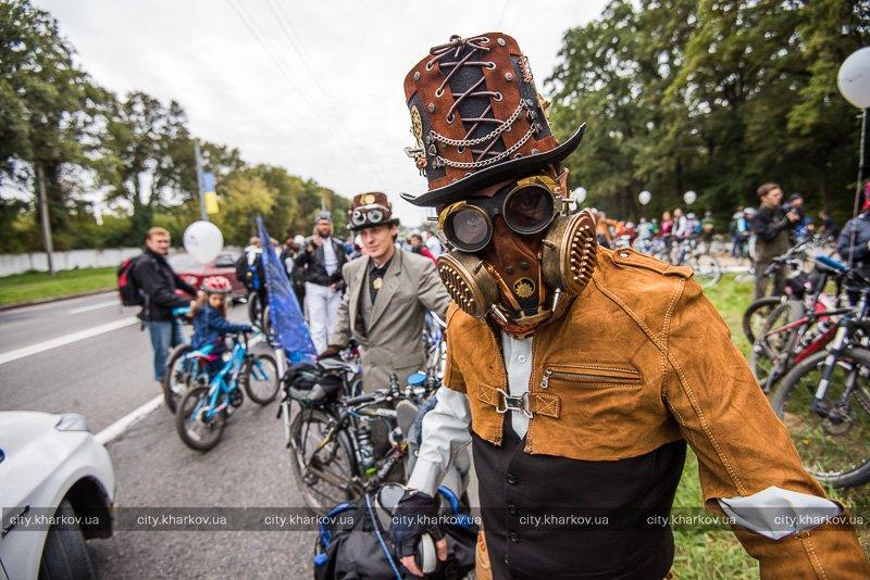 осенний велодень 2016 фото