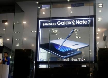 Самсунг потеряет около $3 млрд из-за телефонов Galaxy Note 7