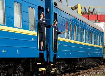 Укрзализныця увеличит тарифы нагрузовые ипассажирские транспортировки