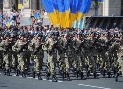 «Сухопутные войска ВСУ продолжают наращивать свои боевую мощь исилу»— Порошенко