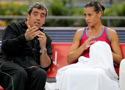 Свитолина определилась сновым тренером