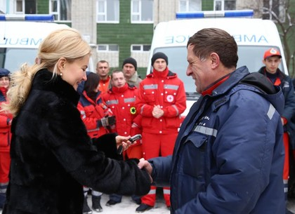 Светличная: НаХарьковщине в2016 году починят 14 областных клиник