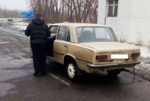 Задержали автомобиль, который был в розыске 12 лет (ФОТО)