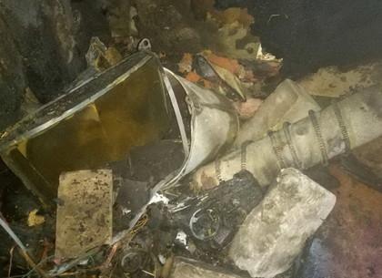 Харьковская область: в итоге пожара вжилом доме умер 44-х летний мужчина
