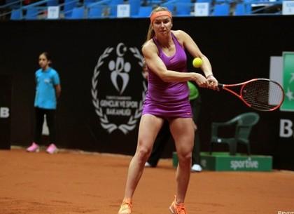 Свитолина одержала вторую победу вСтамбуле