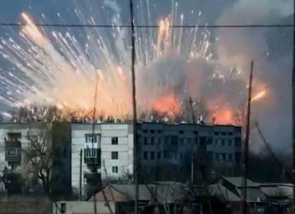 На восстановление военных складов в Балаклее выделено почти 300 млн гривен