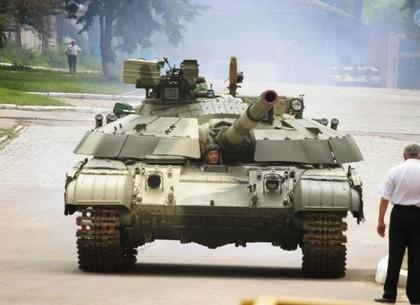 Вweb-сети показали эффектное видео сукраинскими танками «Оплот»