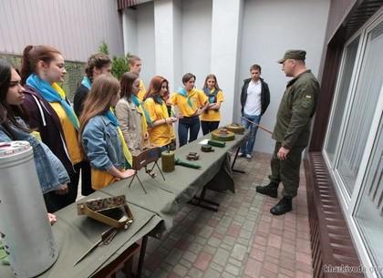 В городе состоялся областной слет студентов-волонтеров