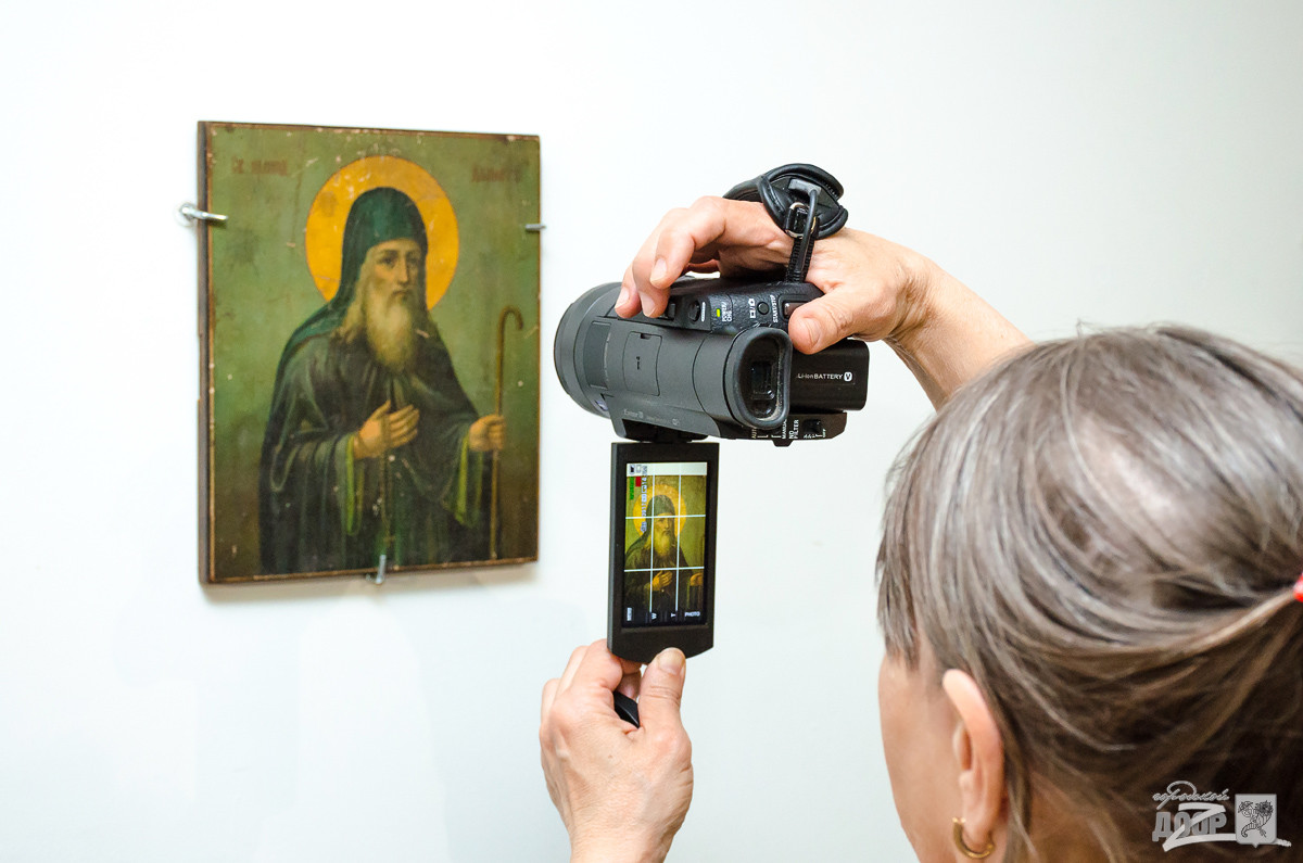Харьковчан приглашают на выставку православных икон (ФОТО)