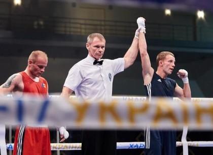 Как Александр Хижняк вфинале уничтожил конкурента истал чемпионом Европы