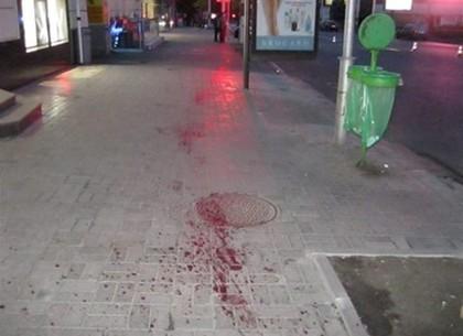 Вцентре Харькова убили студента изМарокко