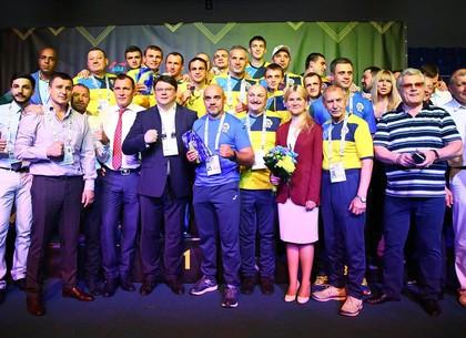 Украинская сборная по боксу выиграла медальный зачет чемпионата Европы