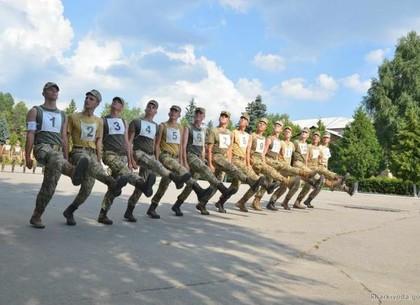 «Кожедубовцы» готовятся к параду в Киеве