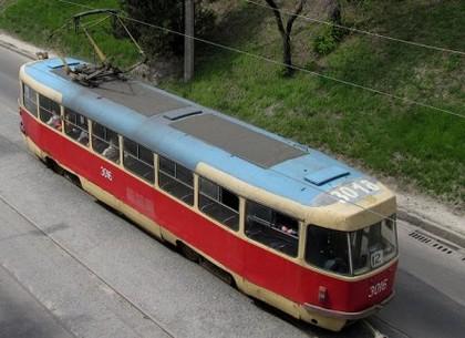 Трамвай №12 не будет ходить до августа