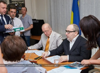 Харьковчане: Главное в личных приемах мэра  - это результат работы