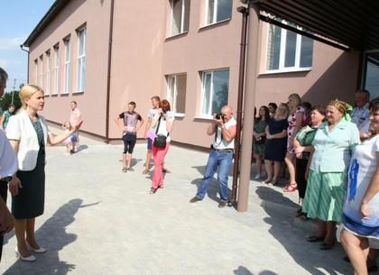 С сентября ученики двух сел Золочевщины будут ходить в новую школу