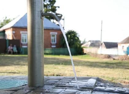В Сковородиновке запустили отремонтированный водопровод